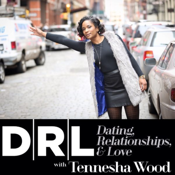DRL Podcast, Tennesha Wood, Tinder swiping
