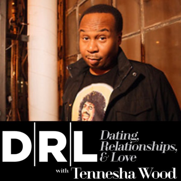 DRL Podcast, Roy Wood Jr, love, laughter