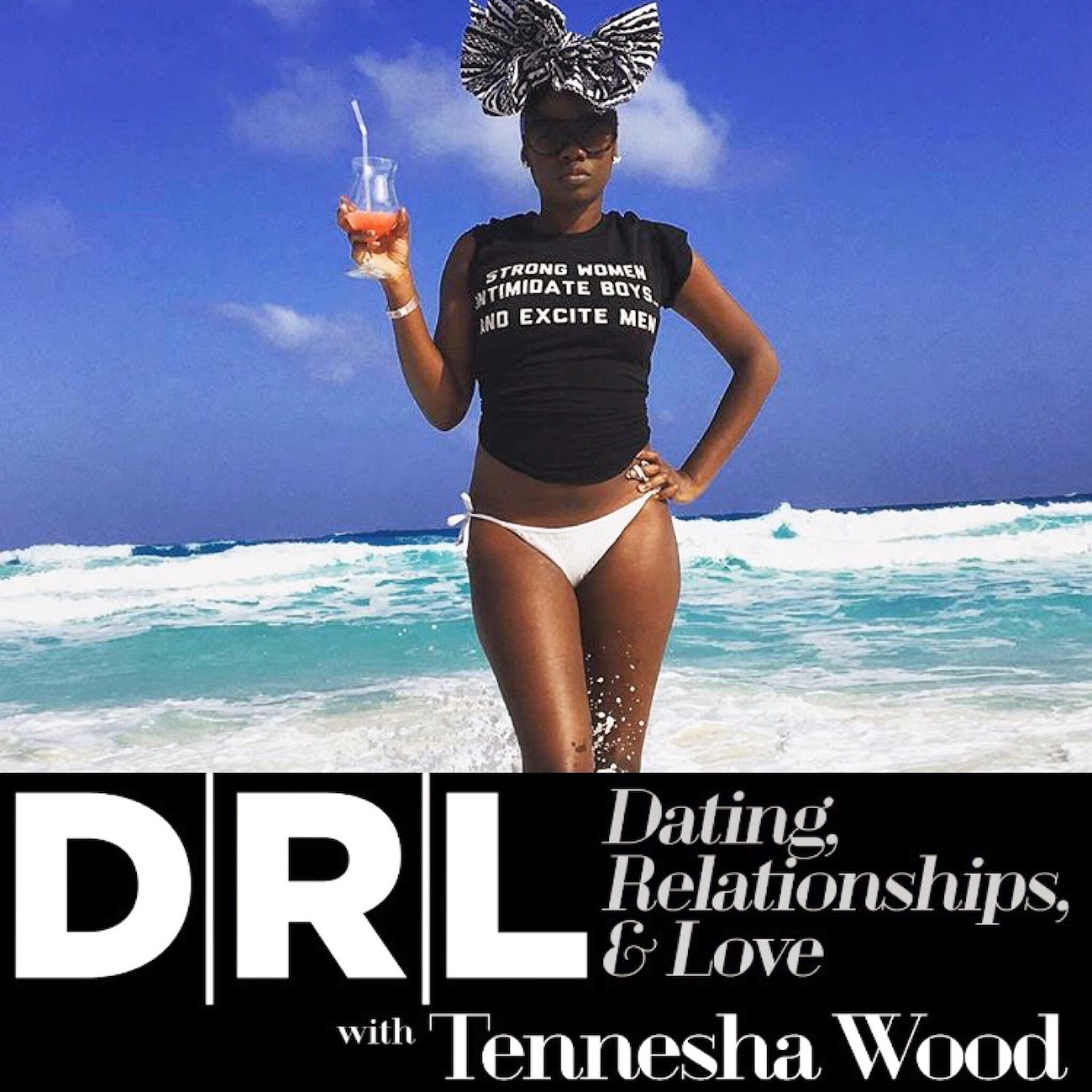 DRL Podcast, Laree Thomas, Karl Hudson, Blacklove